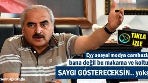Tosya Belediye Başkanı Sosyal Medya Cambazlarına seslendi