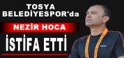 Tosya Belediyespor'da Görev Değişimi