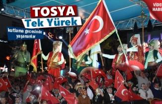 15 Temmuz Demokrasi ve Milli Birlik Programında yaşananlar