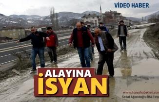 Suluca Köyü ve Sanayici Yoldan Şikayetçi