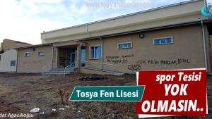 TOSYA FEN LİSESİ SPOR TESİSİ