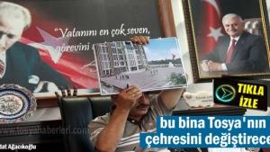 Tosya Hükümet Konağı Projesi Haberi