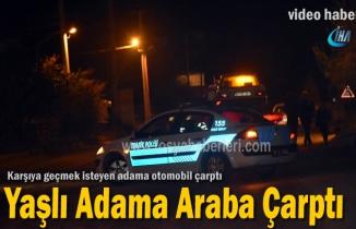 Tosya'da Otomobilin Çarptığı Yaşlı Adam Ağır Yaralandı