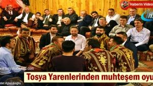 Yaren meclisinde bu hafta ocağı İşadamı Mahmut Kuz yaktı.