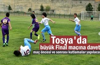 Tosya Pirinç Kupası Final Maçı
