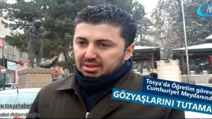 Halep'e Yardım Kampanyasına Tosya MYO'dan Destek