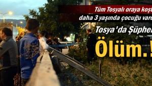 Tosya'da inşaatta bir Ceset bulundu
