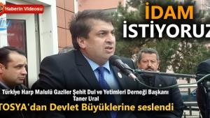 Türkiye Harp Malulü Gaziler Şehit Dul ve Yetimleri Derneği Tosya Temsilciliği törenle açıldı
