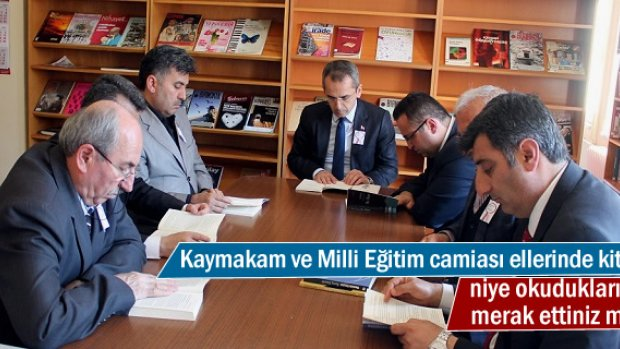 Tosya'da Kütüphane Haftası Kutlandı