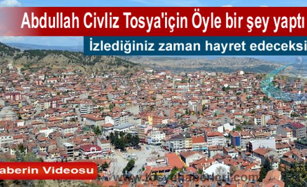TOSYA TANITIM VİDEO