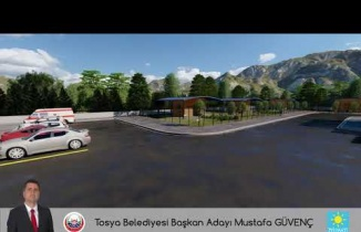 İYİ Parti Tosya Belediye Başkan Adayı Mustafa Güvenç
