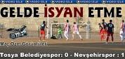 Tosya Belediyespor: 0 - Nevşehirspor : 1