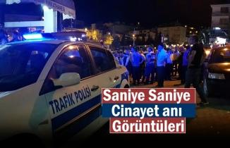 Tosya'da 2 kişinin Ölümü İle Sonuçlanan anlar Güvenlik Kamerası Görüntüleri