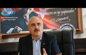 Tosya Belediye Başkanı 24 Haziran seçimlerinde milletvekili adayımı