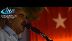 Tosya'da Demokrasi Nöbetinde 4.Gece