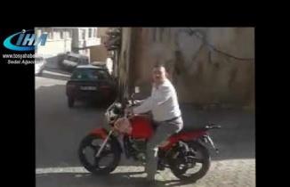 Tosya'da İtfaiye Aracı Faciadan Döndü