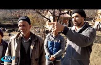 Tosya'da Evi Yanan Köylü ve Ailesi Verilen Sözlerin yapılmasını İstiyor
