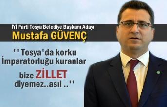 Tosya'da Korku İmparatorluğu Kuruldu