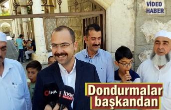 Tosya Belediyesinden Kuran Kurs Öğrencilerine Dondurma İkramı