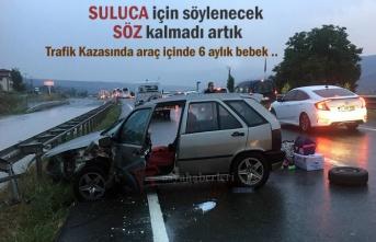 TOSYA SULUCA KÖYÜ TRAFİK KAZASI