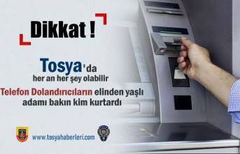 Tosya'da Yaşanan İlginç Telefon Dolandırıcılığı