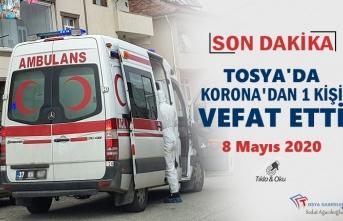 TOSYA'DA KORONA VİRÜSTEN İLK ÖLÜM VAKASI..!