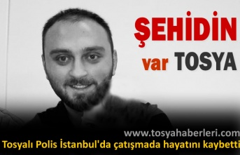 ŞEHİDİN VAR TOSYA