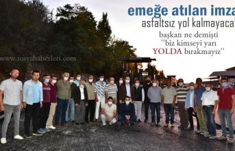 Tosya Belediye Başkanı Volkan Kavaklıgil'den Önemli Açıklamalar