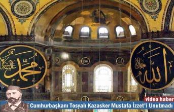 Tosyalı Kazasker Mustafa İzzet sergisi Düzenledi