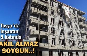 Tosya'da Akıllara Zarar Soygun