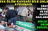 ''ÖLÜM KAVŞAĞI'' BİLE AYIRAMADI-BİRLİKTE DEFN EDİLDİLER