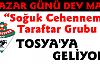 ''Soğuk Cehennem ''Taraftar Grubu Tosya'ya Geliyor