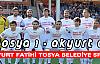 Tosya BelediyeSpor 1 Akyurt BelediyeSpor 0