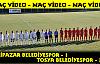 Tosya Belediyespor-Eskipazar Belediyespor maç özet görüntüleri