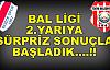 Tosya Belediyespor Lige Sürpriz Sonuçla başladı