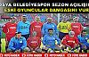 Tosya Belediyespor Sezon Açılışına Emektar Futbolcular Damgasını Vurdu.
