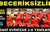 Tosya Belediyespor ve YİNE HÜSRAN