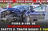 Tosya Çankırı Kavşağında ( ÖLÜM KAVŞAĞI ) Trafik Kazası