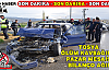 Tosya Dörtyol Kavşağında 1 günde İki Trafik Kazası