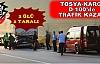 Tosya-Kargı D-100'de Trafik Kazası 2 Ölü