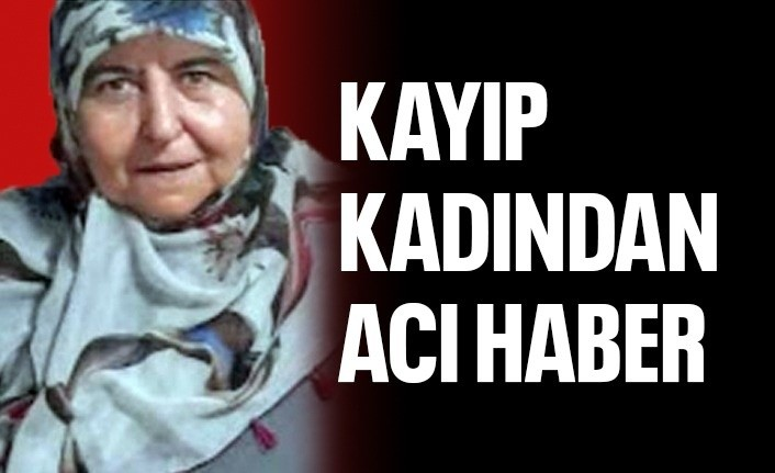 Tosya da Yaşlı Kadın ölü bulundu