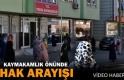 Tosya'da İşçiler Hak Arayışında