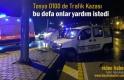 Tosya D100 Yol Yardım Trafik Kazası
