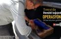 Tosya'da Kuzuya Otomobil Bağajında Operasyon