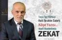 Tosya Müftüsü Halil İbrahim Sabırlı ''Mali...