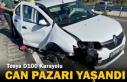Tosya D100 de İki Ayrı Trafik Kazasında 3 kişi...
