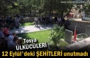 MHP TOSYA İLÇE BAŞKANLIĞI ÜLKÜCÜ ŞEHİTLERİ...