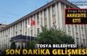 TOSYA BELEDİYESİ AVRUPA BİRLİĞİ TARAFINDAN AKRETİDE...