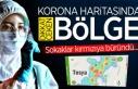 Tosya'da Koronavirüs Kırmızı Alarm Veriyor