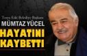 Tosya Eski Belediye Başkanı Mümtaz Yücel Hayatını...